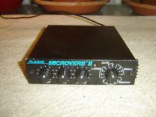 Alesis Microverb II, Stereo Digital Reverb, Vintage Unit