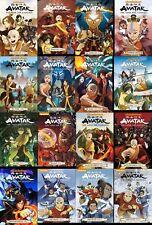 Avatar Herr der Elemente Band 1 bis 16 komplett  Manga deutsch