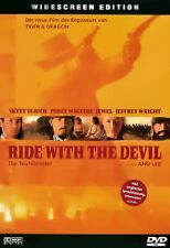 DVD RIDE WITH THE DEVIL # v. Ang Lee, Tobey Maguire, Jewel Kilcher ++NEU