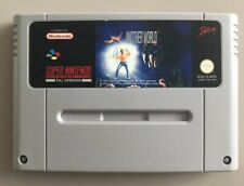 Another World, Super Nintendo, SNES, PAL