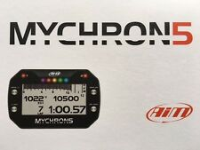 GO KART - NEW AIM MYCHRON 5 w/GPS WiFi (do not need USB download key)  4Gb