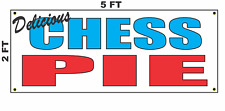 Chess Pie Banner Sign NEW 2x5