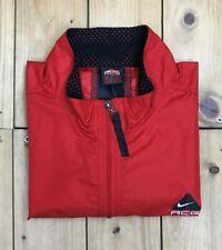 Men's Red & Black Nike ACG Gilet Large 42/44 L Vintage Packable Vest Rare A