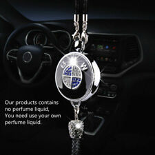 Logotipo de diamante Coche Perfume Ambientador Perfume Colgante Para BMW Auto