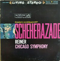 RCA LIVING STEREO LSC-2446 SHADED DOG 1S/1S SCHEHERAZADE REINER TAS/HP LIST EX+