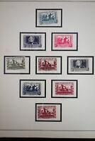 Canada 1937-38 Batiste Patriot Stamp Labels