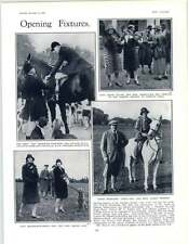 1929 Lady Margaret Illingworth Mrs Pelly Mrs Edgar Brassey
