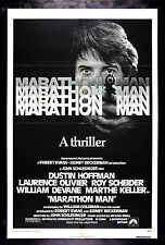 MARATHON MAN * CineMasterpieces ORIGINAL MOVIE POSTER RUNNING RUN RUNNER 1976