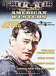 The Great American Western - John Wayne 4-Film Collection (DVD, 2003, Four Fi...