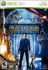SEALED Night at the Museum: Battle of the Smithsonian (Microsoft Xbox 360, 2009)