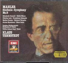 Symphonie N°8 . Mahler : Klaus Tennstedt