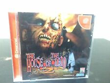 The House of The Dead 2 Dreamcast Japan Sega