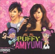 NEW Hi Hi Puffy AmiYumi (Audio CD)