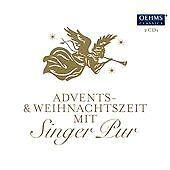 Singer Pur-Advents- Und Weihnachtszeit Mi  CD NEW