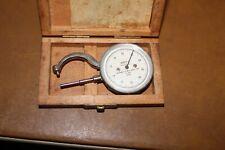 "Thomas C. Wilson Model O Gauge 0-.20"" .001"