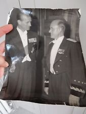MEDALS GALORE MOUNTBATTEN & US GENERAL Alfred Gruenther OPERATION TORCH PLANNER