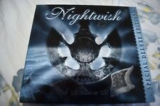 cd compact disc musica rock metal night wish dark passion play deluxe edition