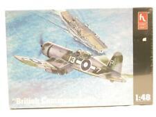 1/48 Hobbycraft British Commonwealth F4U Corsair RAF Plastic Scale Model Kit NOS
