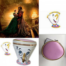 Royal Mail TO UK Primark DISNEY CHIP Cup Coin Purse Beauty And The Beast Bags