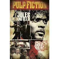 Pulp Fiction Jules 217 61 x 91.5cm Poster