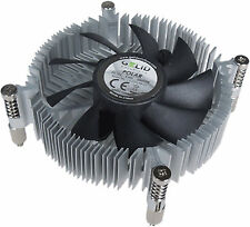 GELID Solutions polare 1U Low Profile silenzioso CPU Cooler per Intel 1150/1155 / 1156