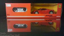 Rastar RC 1:24 scale - Ferrari 458 Italia in Red