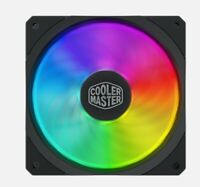 """NEW"" CoolerMaster MASTERFAN SF120R ARGB 120mm Fan -Freeship&Tracking-"
