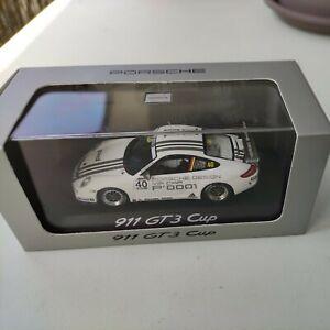 Minichamps 1/43 Porsche 911 GT3 Cup Porsche Design