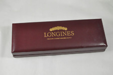 Longines watch case box nice conditions