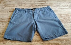 Mens Black Brown 1826 Blue Cotton Shorts Size 36 NWT