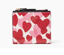 Kate Spade Yours Truly Adalyn Mini Wallet Card Case Heart Party - NEW in Package