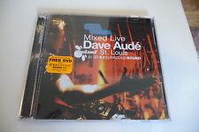 MIXED LIVE DAVE AUDE CD. VELVET IN ST LOUIS.