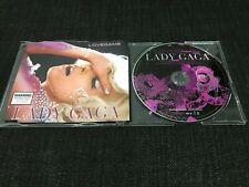 LADY GAGA - LOVEGAME -  AUSTRALIAN  RARE CD SINGLE