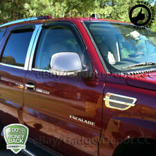 For 2002 2003 2004 2005 2006 Cadillac Escalade/EXT Chrome Mirror Cover