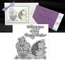EASTER MARCH Clear Stamp Set 40-059 Penny Black Stamps Animals
