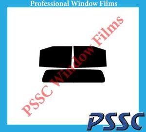 PSSC Pre Cut Rear Car Window Tint Films ForNISSAN Navara 2014-2016