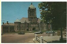 Taunton, Massachusetts, Early View of Bristol County Court House