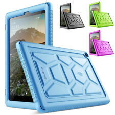 For All-New Amazon Fire HD 10 (2019) Tablet Case Kids Friendly Silicone Cover