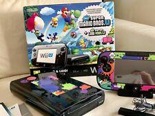 Nintendo Wii U - 32GB - Premium Pack Mario & Luigi