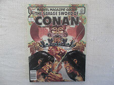 1983 The Savage Sword Of Conan The Barbarian #93 Marvel Comics FN