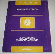 Werkstatthandbuch Chrysler Stratus Karosserie Systemdiagnose 1995!