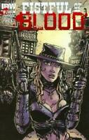 Fistful of Blood #1 1:10 Variant Cover by Kevin Eastman