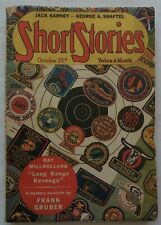 SHORT STORIES pulp magazine October 25, 1945