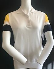 BNWT LACOSTE Ladies 100% Cotton Sports Tennis Top Size 40 UK 12 SAVE £75!!