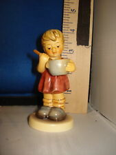 Hummel Baking Time German Porcelain 4 inches #1705 Cab 2