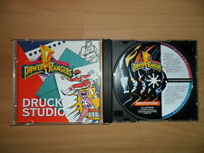 (PC) - POWER RANGERS: DRUCKSTUDIO