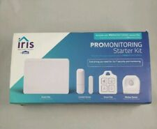 New Iris Pro 871448 Monitoring Home Automation Security Pack Starter Kit