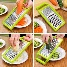 Multi-functional 3 in 1 Mandoline Slicer stainless steel Vegetable Food Slicer