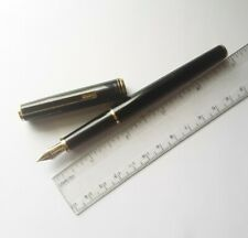 Vtg PILOT CUSTOM Fountain Pen -  14K 585 f nib - Japan - made 1998