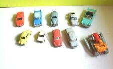norev    ancien    eche  1/43 eme  lot  de  voitures  pour pieces